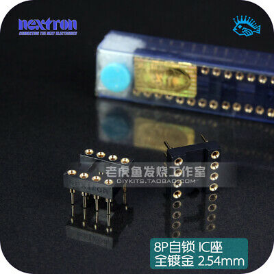 10Pcs 40 Pin 1x40 Male 2.54mm Breakable Single Row Pin Header Connector ODCA