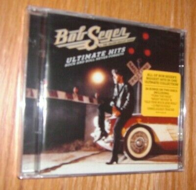 Ultimate Hits: Rock and Roll Never Forgets by Bob Seger 2 Discs BRAND NEW SEALED