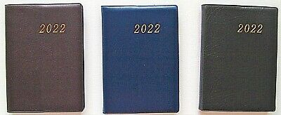 2020 Pocket  Weekly Diary -  Notebook Address Book