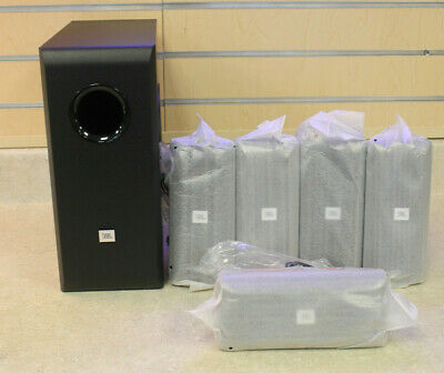 JBL Cinema BD100  5.1 Channel Home Theater System * Speakers+Subwoofer Only*