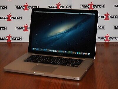 MAXED!! Apple Macbook Pro 15 i7 Quad Core + 16 GB RAM + 2 TB Solid State Hybrid!