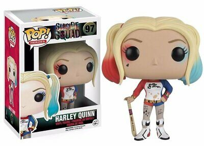 Suicide Squad #97 - Harley Quinn - Funko Pop! Heroes (Brand New)