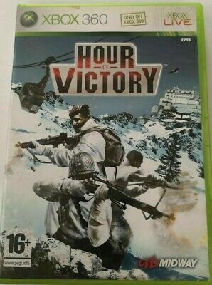 Hour of Victory Microsoft Xbox 360