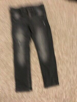 Next Black Grey Skinny Boys Jeans Age 5