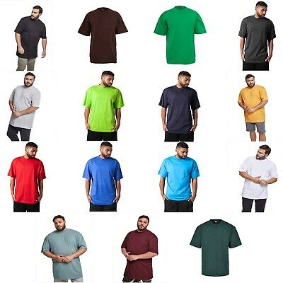Urban Classics Herren T-Shirt basic Oversize Normal Tall Tee