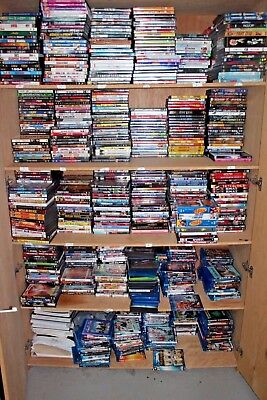 Various DVD Movies for Sale - Combined Shipping Large Collection