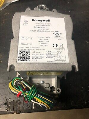 Honeywell MS4104F1210 Actuator