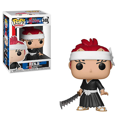 Bleach #348 - Renji - Funko Pop! Animation (Brand New)