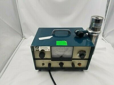 Curtis  Nuclear  Corporation Gamma Radiation Meter