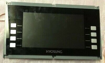 Hyosung ATM Entire LCD assembly With Electronics