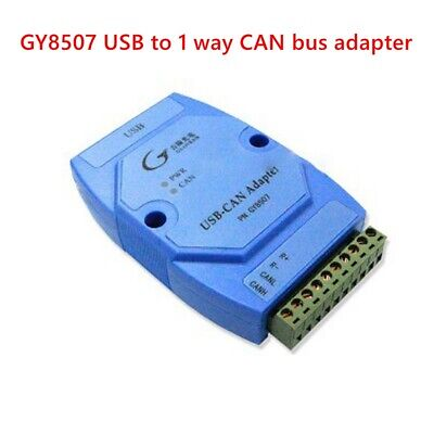 GY8507 USB to CAN bus interface adapter USB-CAN CANUSB