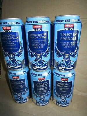 TOOHEYS  state of origin, CEMENT THE NEW ERA, 6 can set.!!