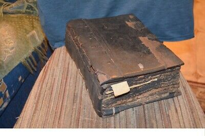 Ancient book Psalter.18th century