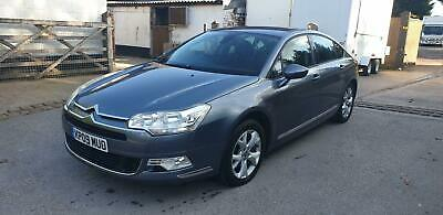 2009 Citroen C5 2.0HDi auto VTR with Air Conditioning 5 door, 5 seater