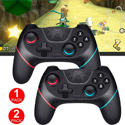 Wireless Pro Game Controller Gamepad Joypad Remote for Nintendo Switch Console