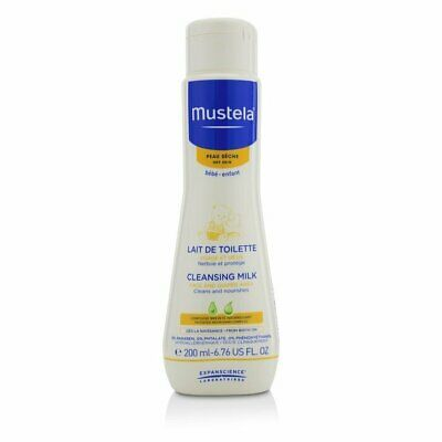 Mustela Cleansing Milk -  For Dry Skin 200ml Cleansers