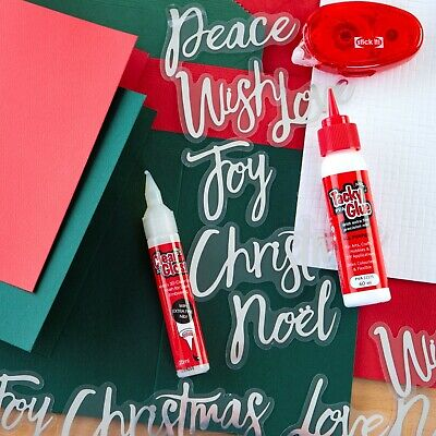 Papermania - Christmas Essentials Papercrafting Accessories Bundle