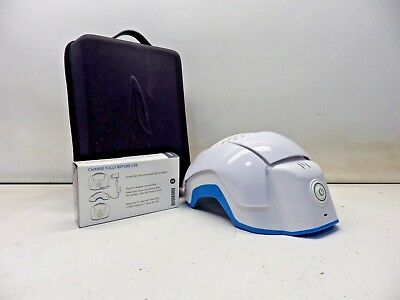 Theradome Laser Helmet Hair Growth LH80 Pro Tested