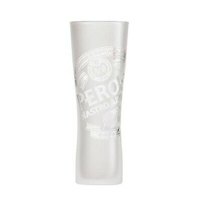Brand New Frosted Peroni Glasses