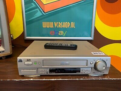 JVC HR-S7600 Super VHS ET Digital TBC/DNR