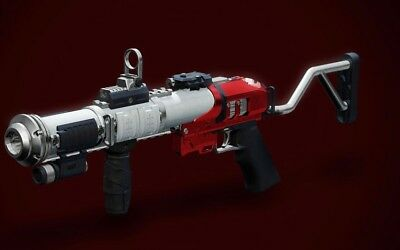 Destiny 2: Mountaintop Grenade Launcher Full Quest Completion! (PS4, PC, Xbox!)