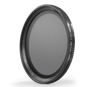 Variable Ayex MRC Slim Filtre ND ND2 - ND1000 72mm Multicouches