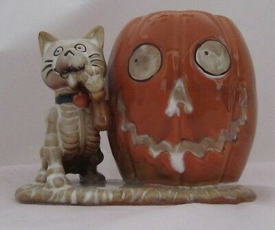 Yankee candle Boney Bunch 2013 Gatto Votiva Sostegno #1293467 Halloween