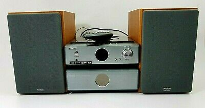 Hitachi  Mini HIfI Amplifier Tuner CD MP3 Player