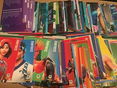 Fortnite Trading Cards set 1-150 Season 1 Common Uncommon Panini