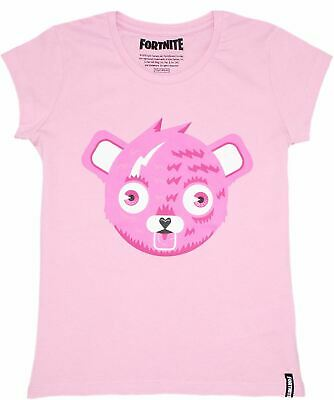 Fortnite Girls Teenagers Cuddles Short Sleeve T Shirt