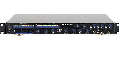 VocoPro DA-2200 Pro Six-Microphone Karaoke Rack Audio Mixer