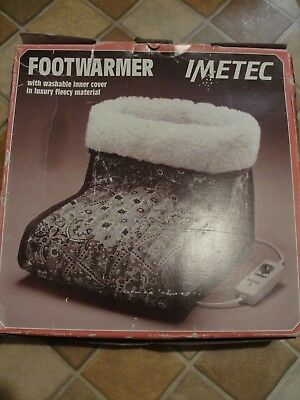 Imetec Footwarmer