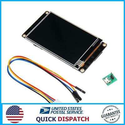 "New 3.5/"" TJC HMI LCD TFT Intelligent USART Serial Mold Smart Display Touch Panel"