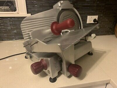 Noaw NS250 Meat Slicer - condition same as new