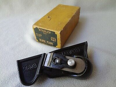 VINTAGE Stanley No. 95 Edge Trimming Block Plane - NEW IOB