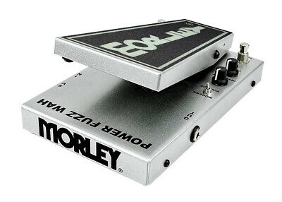 Morley Cliff Burton Power Fuzz Wah Tribute Series Wah Pedal PFW.A0
