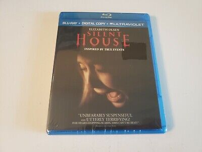 Silent House (Bluray, 2011) *NEW* [BUY 2 GET 1]