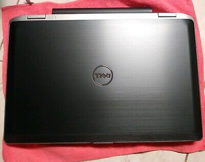 DELL LATITUDE E6430 LAPTOP WINDOWS 10 WIN DVD INTEL i5 2 5
