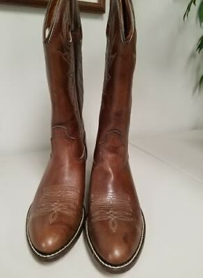 Georgia Western Cowboy Boots In Box Size 9 1/2 D