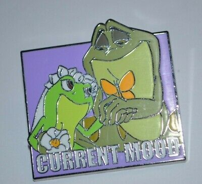 Disney Parks In Love Tiana & Naveen As Frog Current Mood Mystery Collection Pin