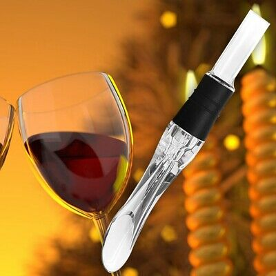 Red Wine Bottle Aerator Decanter Aerating Pourer Spout Drinking Wine Accessories