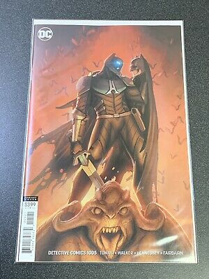 DC Batman Detective Comics #1005 Sejic Variant 2019 CASE FRESH 1st Print NM
