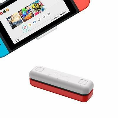 Gulikit Route Air Bluetooth Adapter For Nintendo Switch HiFi Audio Tranceiver