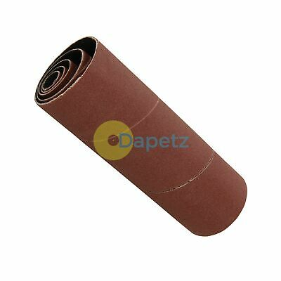 2x 5PK Aluminium Oxide Sanding Sleeves Oscillating 5Pc 80G With Cloth Backing