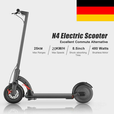 Smarthlon Max 30km/h 25km Range Electric Scooter E-Scooter Working Scooter