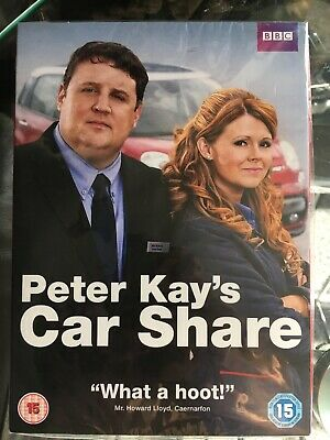 Peter Kay's Car Share - Season Series 1 One (DVD) NEW & SEALED, F4