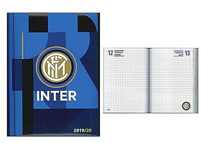 Inter FC Diario Datato Super Inter Medium 13x17cm 1pz