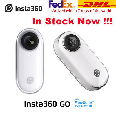 Insta360 GO Action Camera AI Auto Smallest Stabilized Camera For Android