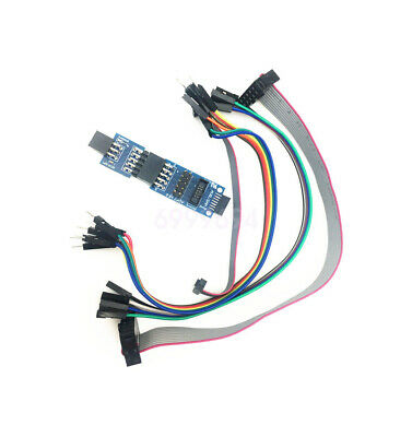 NEW ATMEL CABLE SAM ICE Atmel-ICE Adapter JTAG ISCP 1 27mm 2 54mm For  Arduino