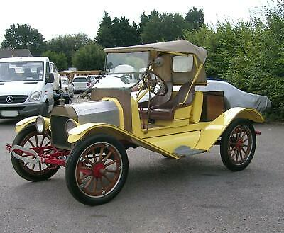 Ford Model T Speedster Historic Vehicle 1912